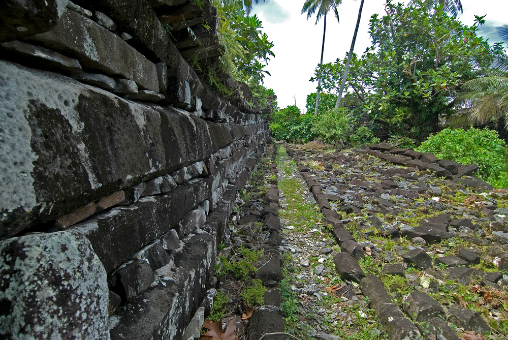 Walls of Nan Modal, Micronesia