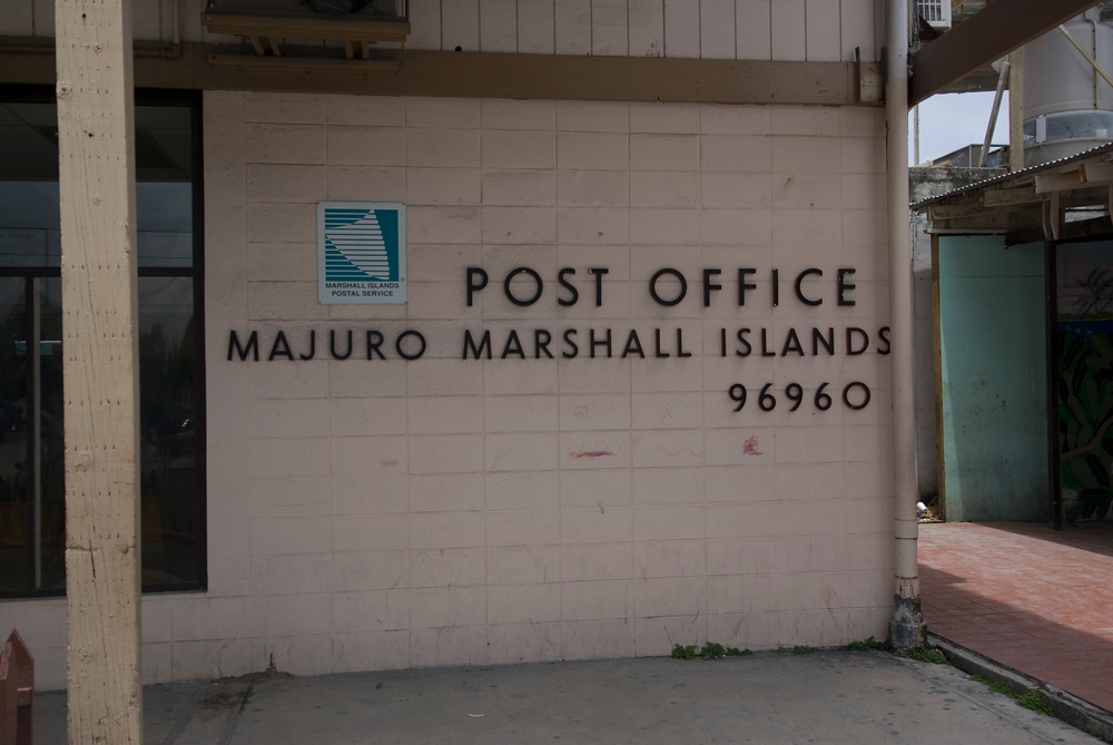 Marshall Islands Post Office