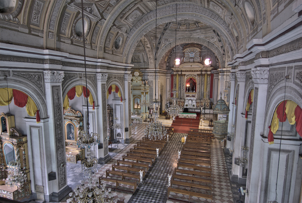 World Heritage Site #5 Baroque Churches of the Philippines