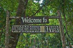 Underground River Entrance