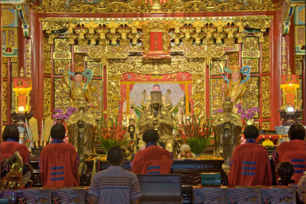 Zhinan Confucian Temple, Taipei