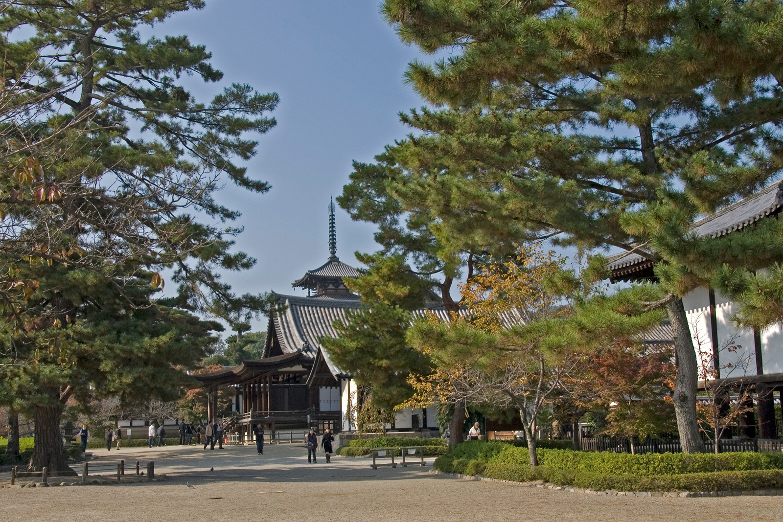 Buddhist Monuments in the Horyu-ji Area - UNESCO World Heritage Site
