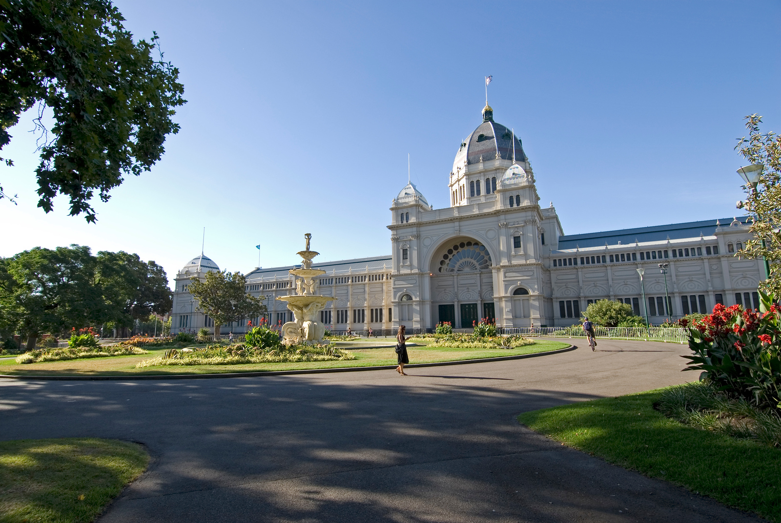 Royal Exhibition Building and Carlton Gardens - UNESCO World Heritage Site