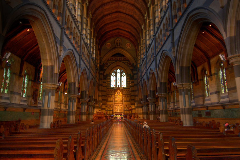 Melbourne Anglican Cathedral