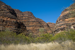 Beehive domes in Purnululu National Park