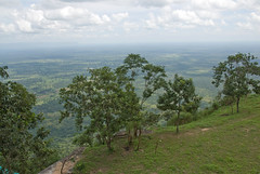 View from Preah Vihear Temple