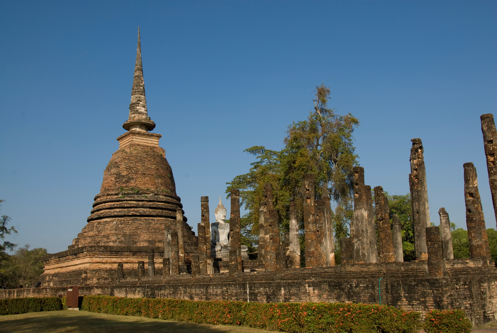 Historic Town of Sukhothai and Associated Historic Towns UNESCO World Heritage Site, Thailand
