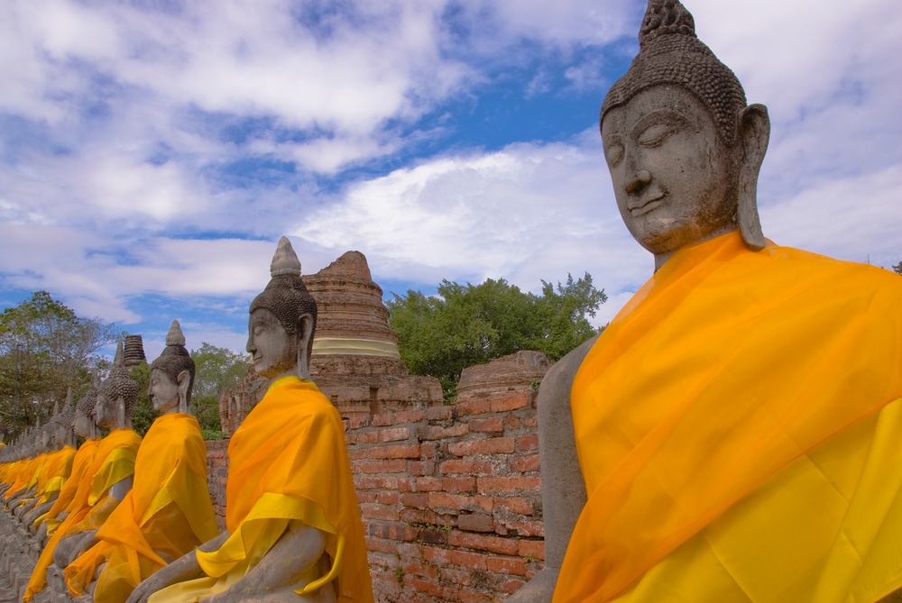 World Heritage Site #53: Historic City of Ayutthaya
