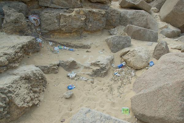 Trip to egyptian pyramids