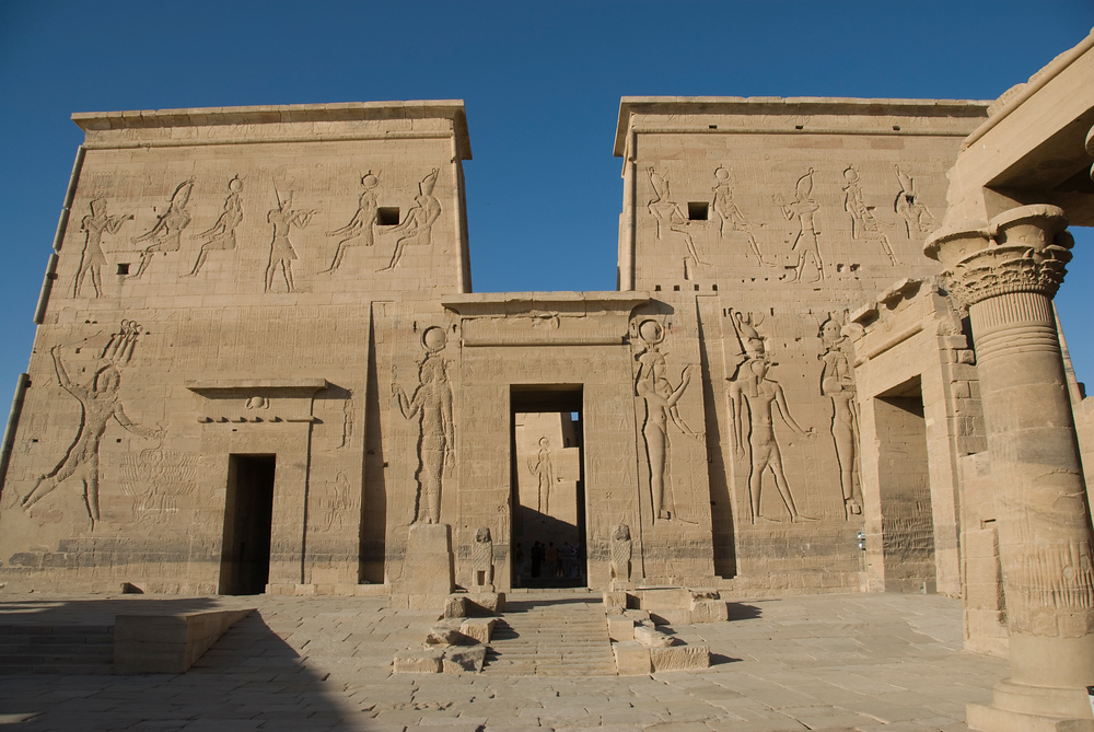 World Heritage Site #58: Nubian Monuments from Abu Simbel to Philae