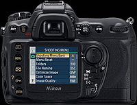 Nikon D-200