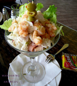 More ceviche; never enough!