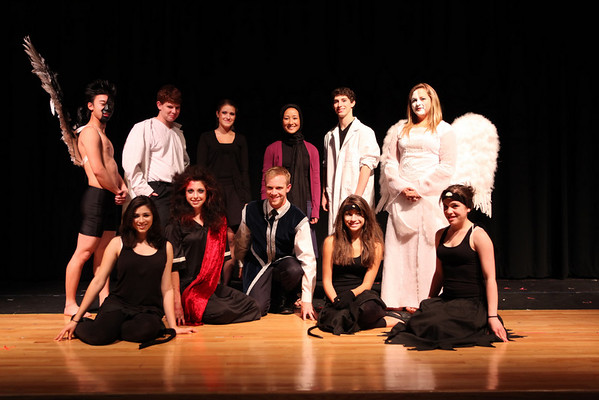 Faustus Cast Photo