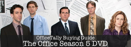 The Office Season 5 DVD Buying Guide