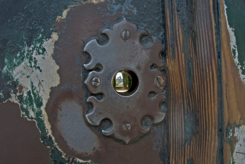 The key hole
