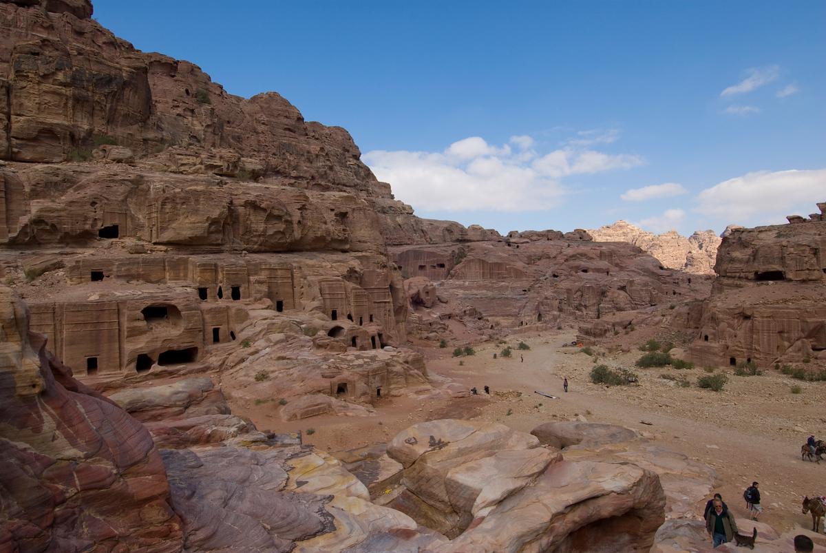 UNESCO World Heritage Site #61: Petra