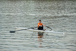 Sculling on the Schuykill River