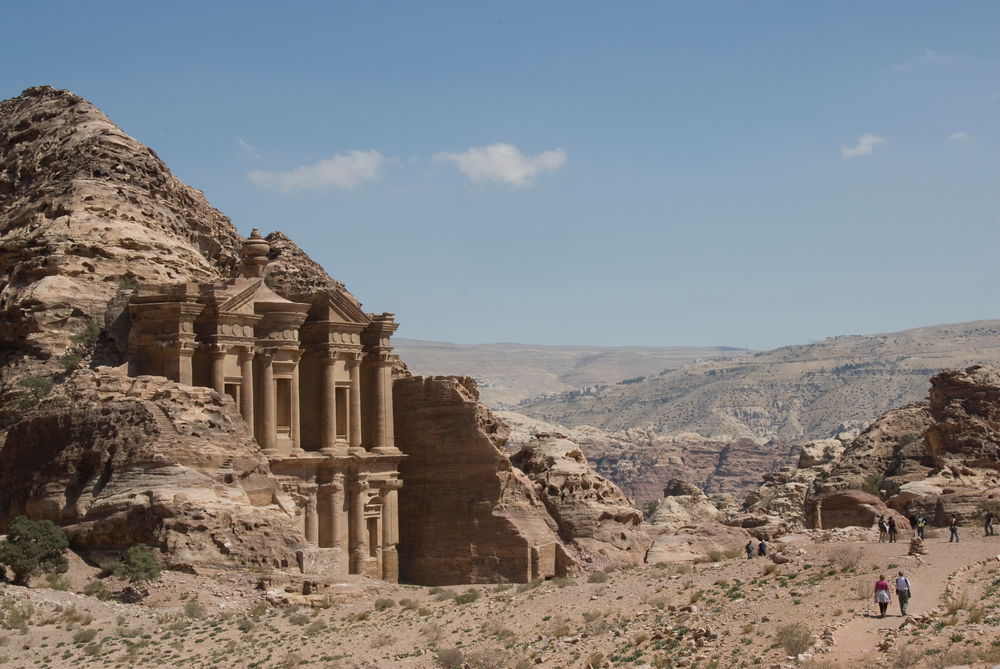 The Monestary, Petra, Jordan