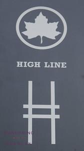 Enjoying the High Line – New York's newest city park