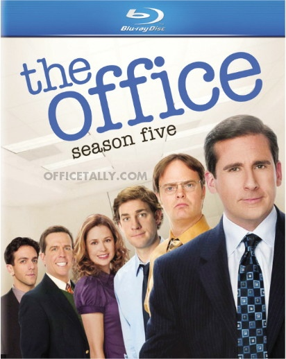The Office Blu-ray