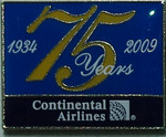 Celebrating Continental's 75th Birthday