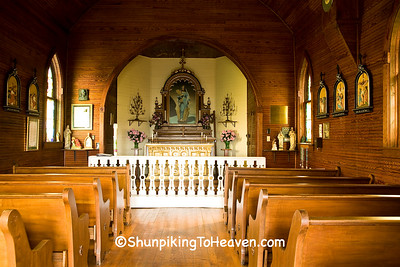 Architecture/Churches/Our Lady of the Fields Chapel, Sauk County, Wisconsin