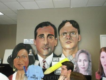 The Office Fan Tours