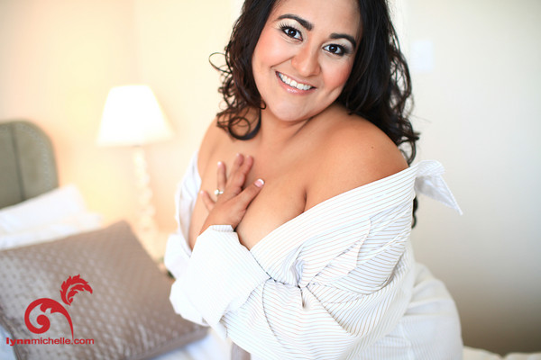 Dallas boudoir photography by Lynn Michelle
