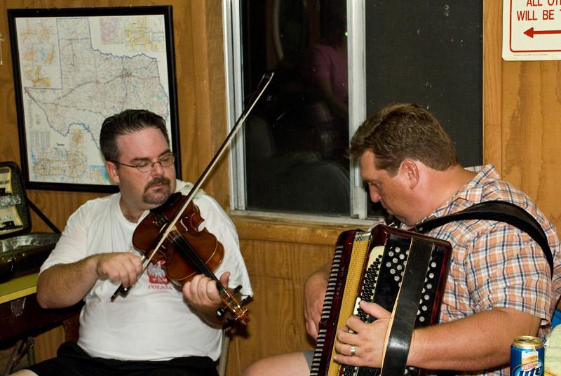 Brian Marshall and Brian Wisnoski