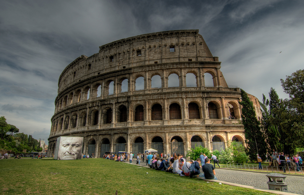 World Heritage Site #68: Historic Centre of Rome
