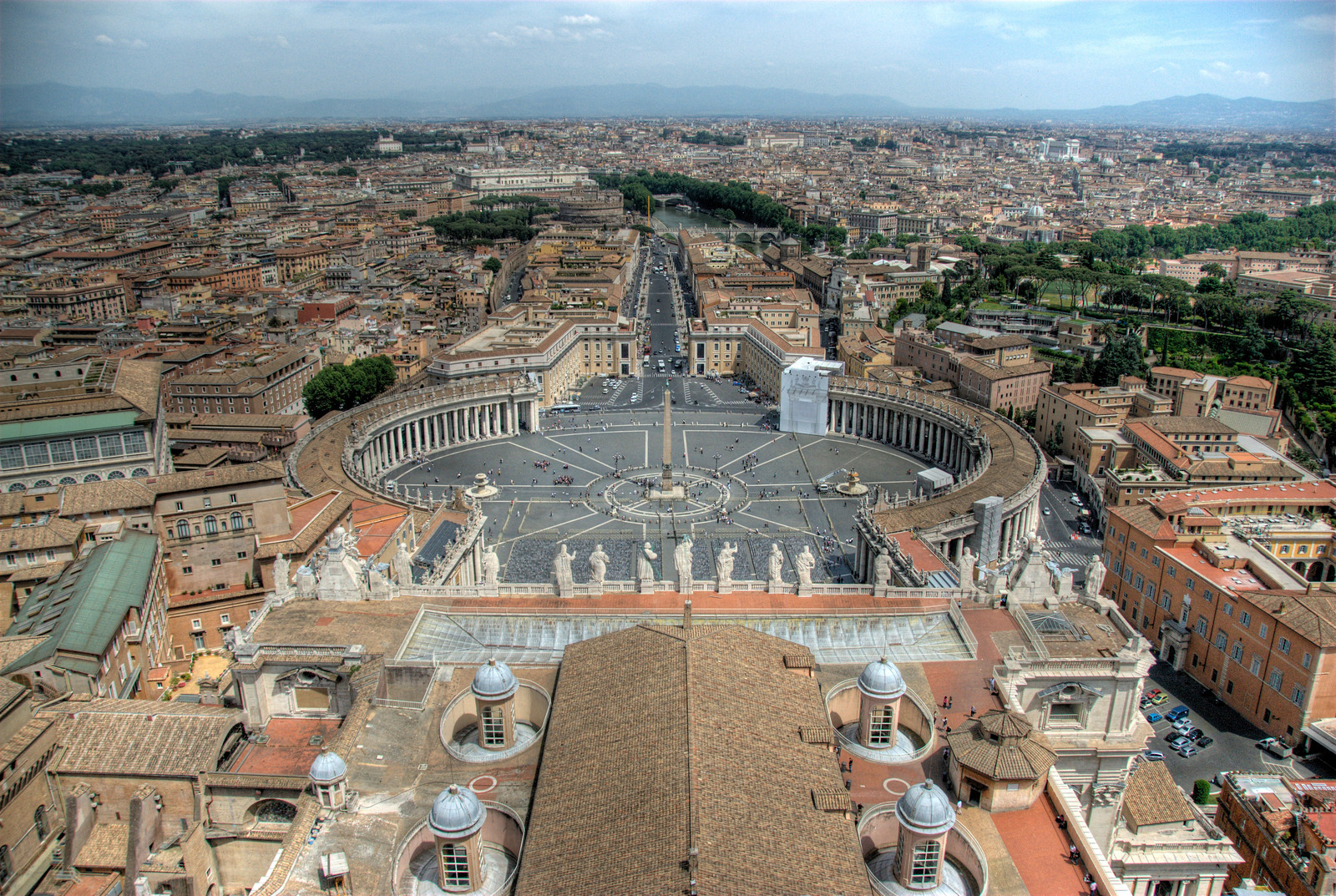 Vatican City - UNESCO World Heritage Site