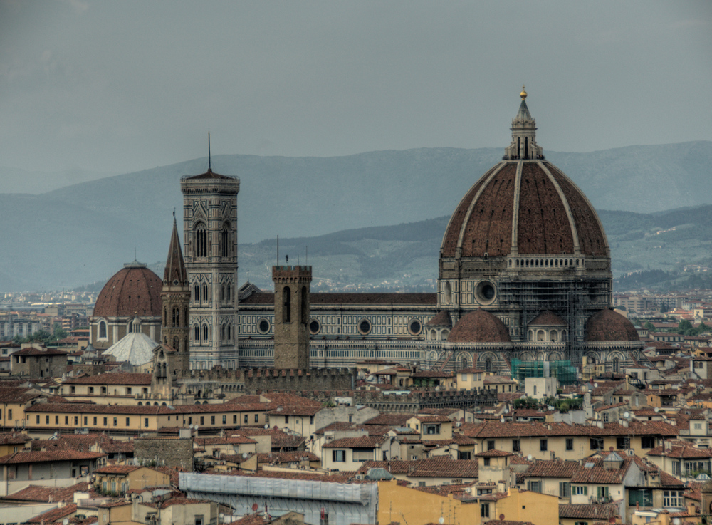 UNESCO World Heritage Site #70: Historic Centre of Florence