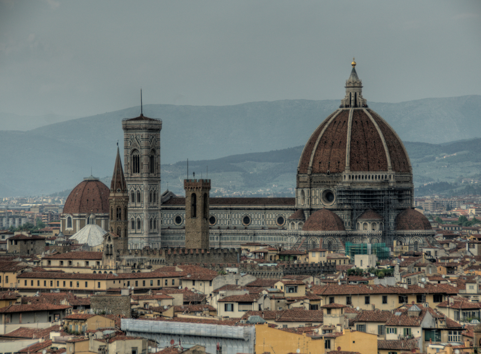 Historic Centre of Florence - UNESCO World Heritage Site