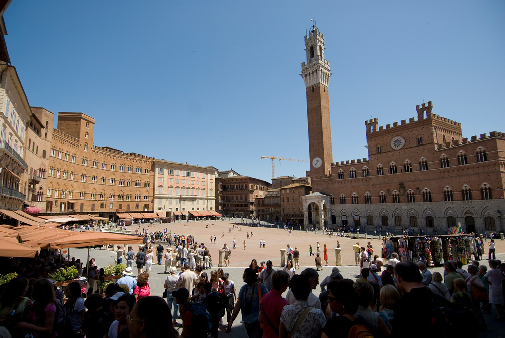 World Heritage Site #72: Historic Centre of Siena