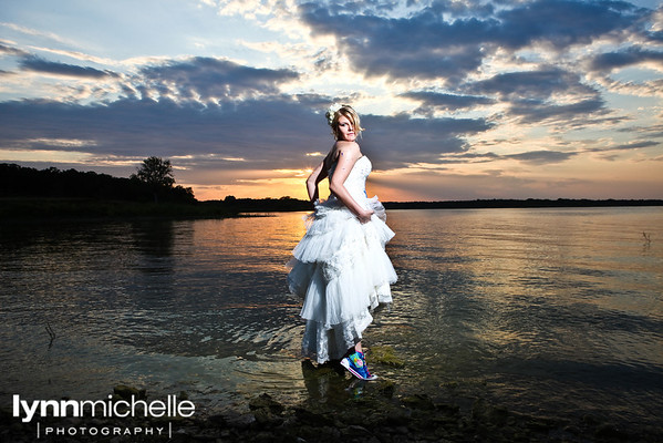 Trash the Dress by Lynn Michelle Photography