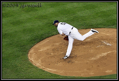 Sabathia throwing strikes
