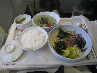 A decidedly blah Korean Air experience – Part 3 Seoul to Chicago