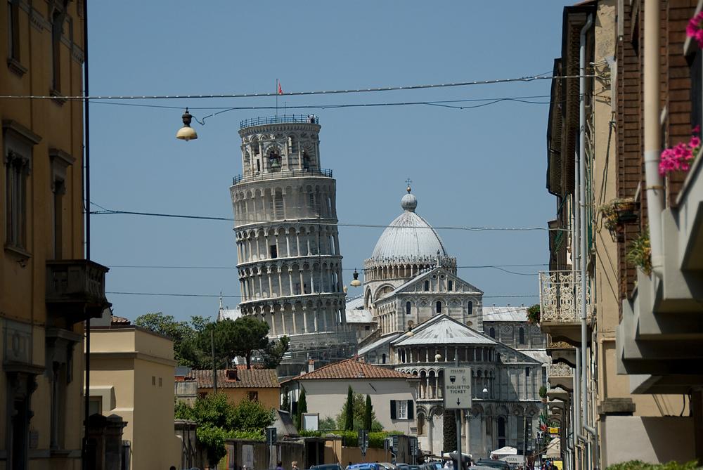 World Heritage Site #71: Piazza del Duomo, Pisa