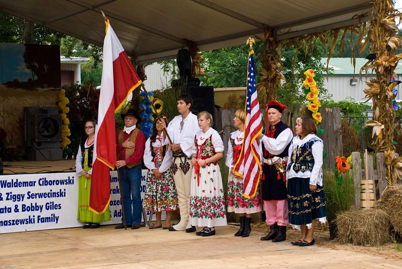 2009 Houston Polski Harvest Festival