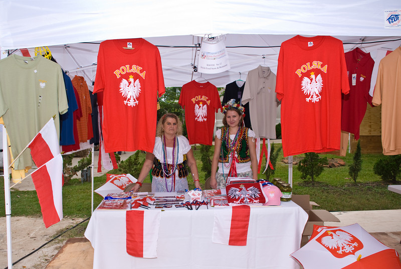 Polish Food Store selling t-shirts, hats and othe Polish Heritage items