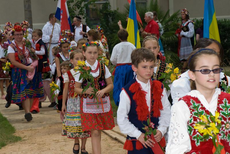 2009 Houston Slavic Heritage Festival