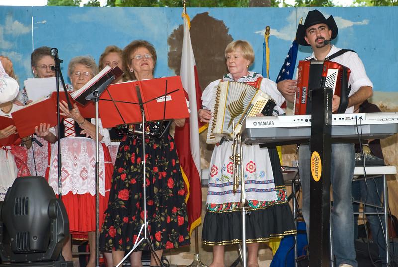 Chris Rybak And Czech Heritage Singers
