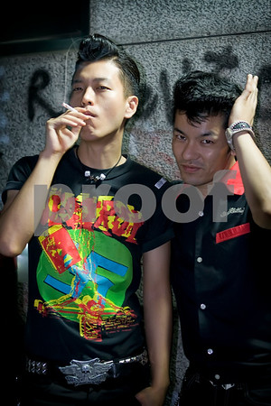 The Rocktigers: Tiger and Ace