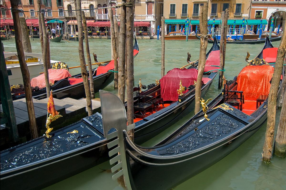 World Heritage Site #74: Venice and its Lagoon