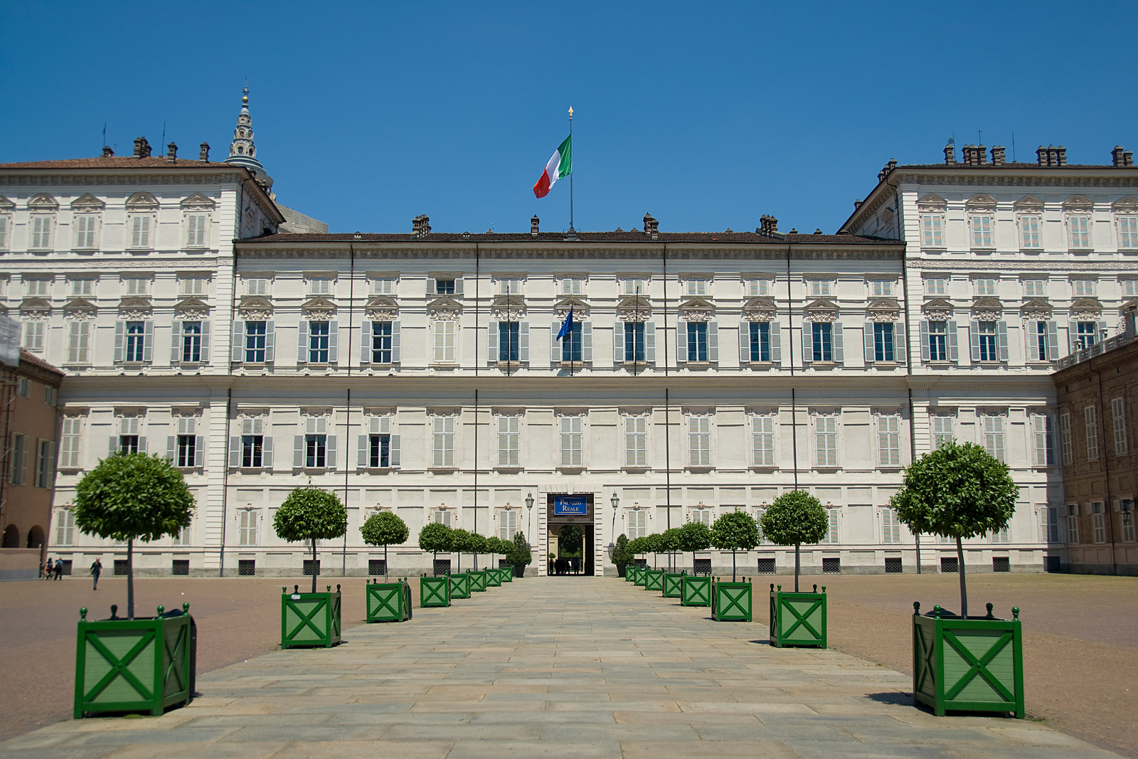 Residences of the Royal House of Savoy - UNESCO World Heritage Site