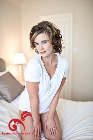 Dallas couture boudoir photography