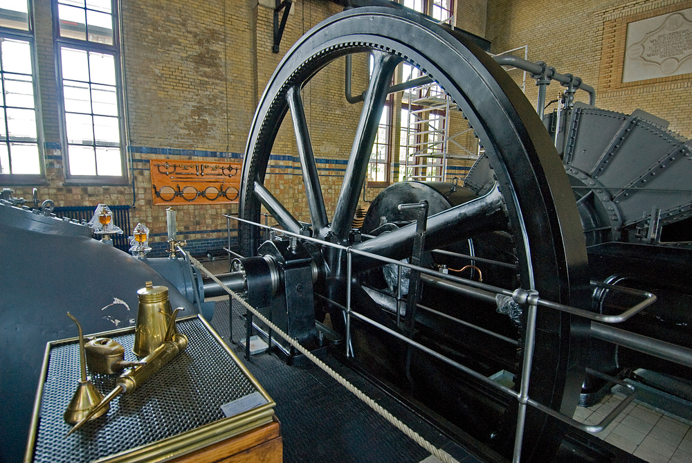 World Heritage Site #85: The Wouda Steam Pumping Station