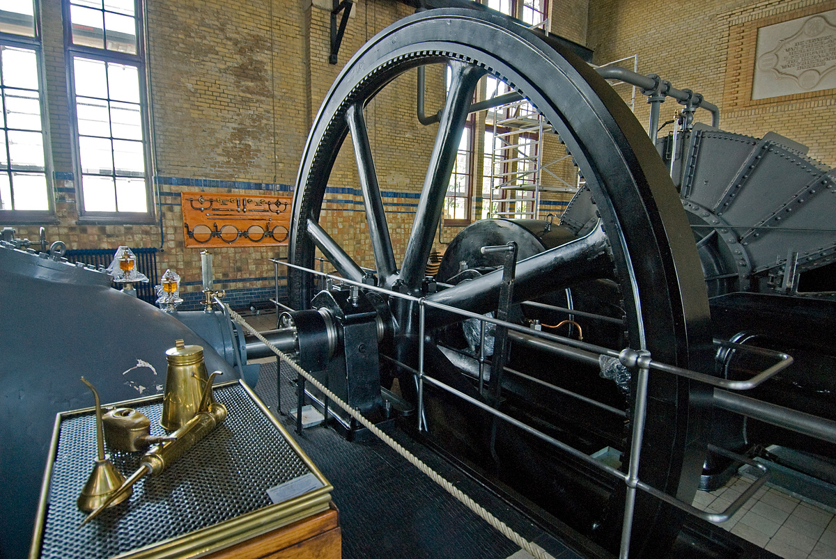World Heritage Site #85: The D.F. Wouda Steam Pumping Station