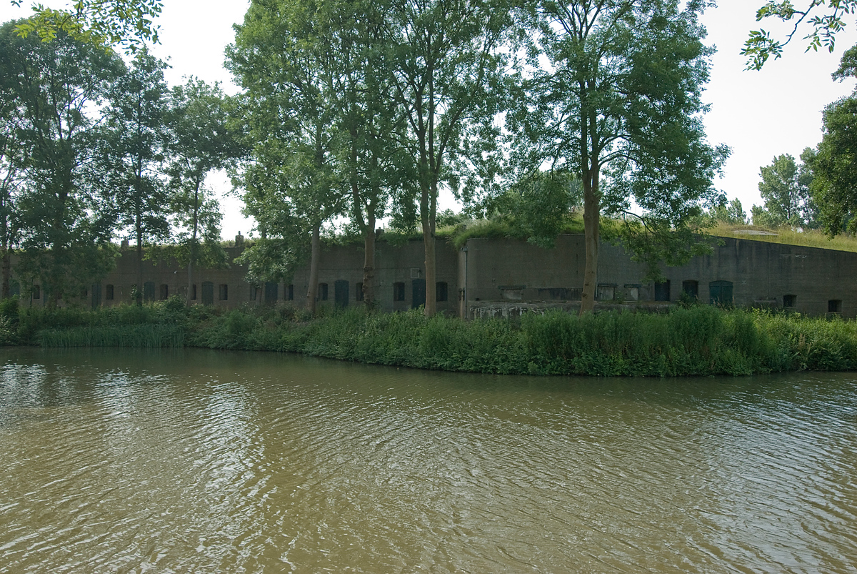 World Heritage Site #88: Defense Line of Amsterdam