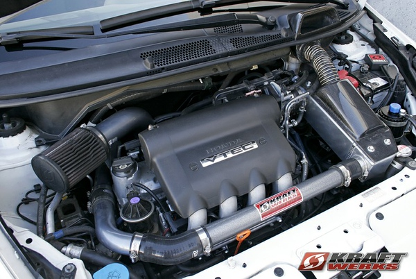 KraftWerks Announces Honda Fit HighBoost Supercharger Kit